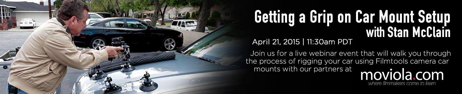 Car Mount Webinar