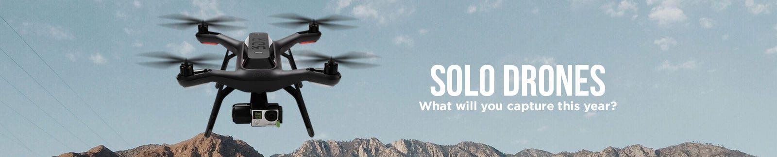Solo Drones
