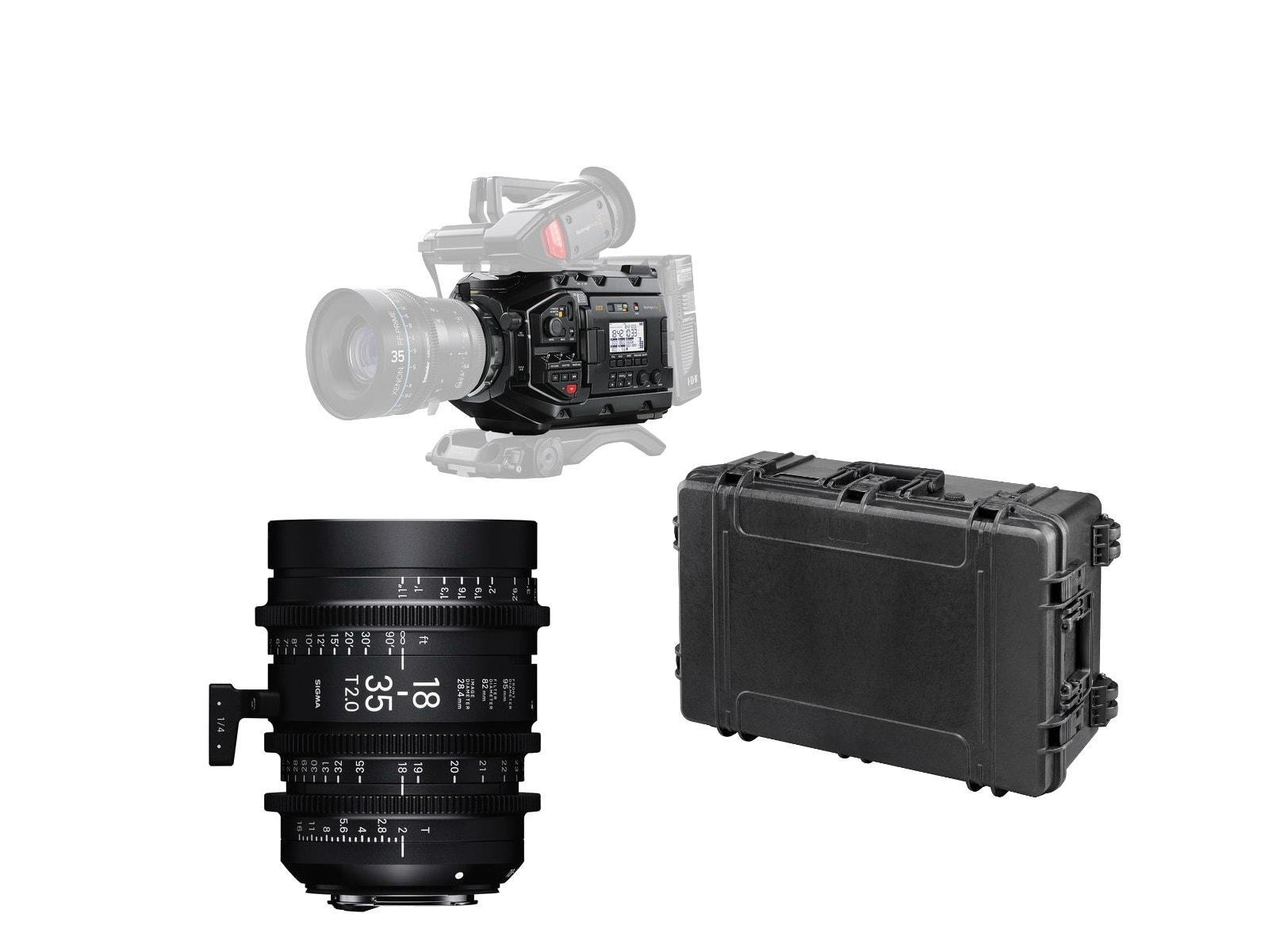 Recc'd Camera and Lens