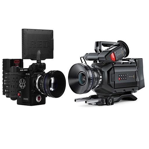 Professional Cine Cameras
