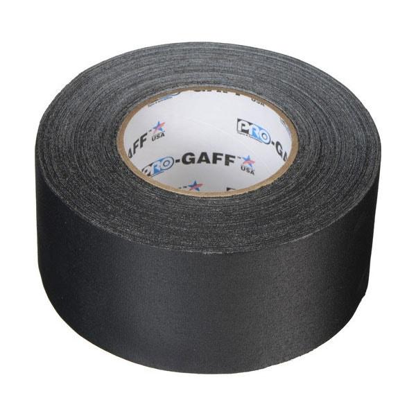 """Pro-Gaff 3"""" Gaffer Tape - Black"""