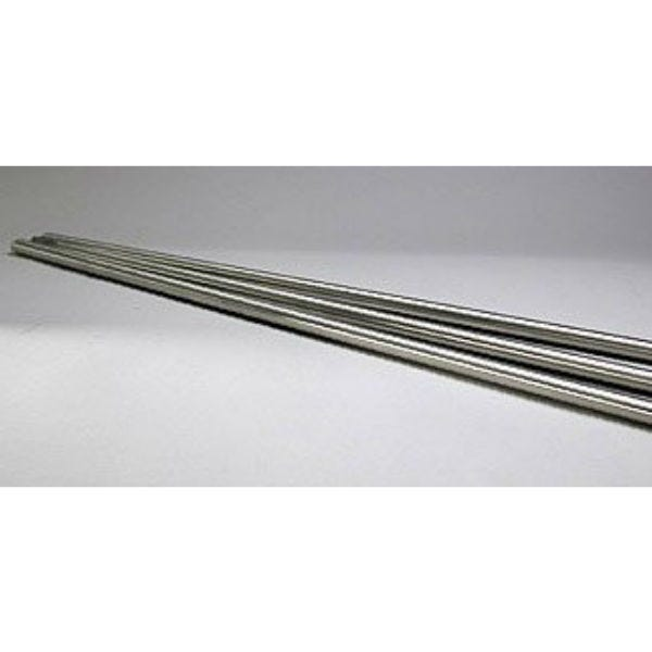"Modern 36"" Stainless Steel Rod 5/8"""