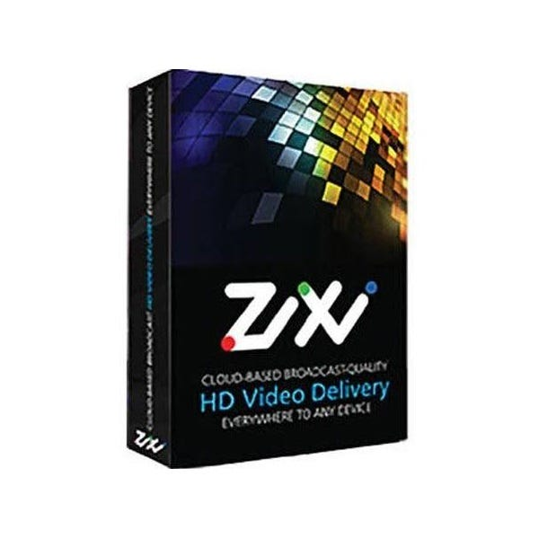 Teradek Zixi License for Cube Encoder/Decoder Pair