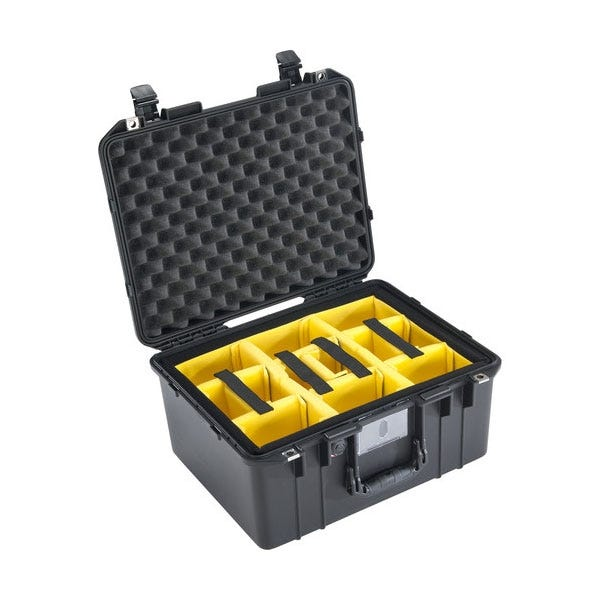 Pelican 1557 Black Air Case - Dividers