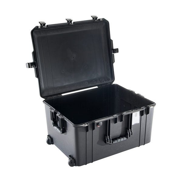 Pelican 1637 Black Air Case - No Foam