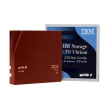 IBM LTO 8 Ultrium Barium Ferrite Data Cartridge