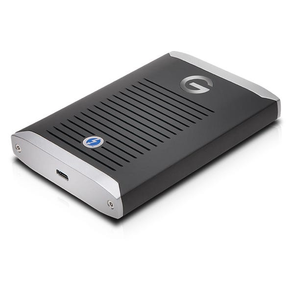G-Technology 500GB G-DRIVE mobile Pro Thunderbolt 3 SSD