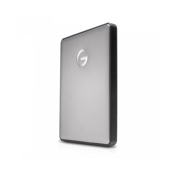 GTECH G-DRIVE Mobile USB-C 2TB Drive - Space Gray