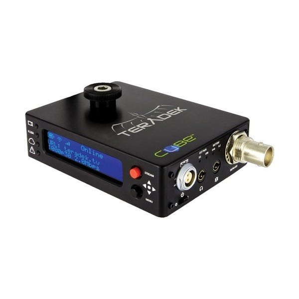 Teradek Cube 305 HD-SDI Decoder with Ethernet
