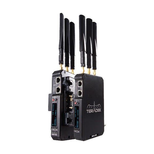 Teradek Beam Transmitter (Gold Mount) & Receiver Set