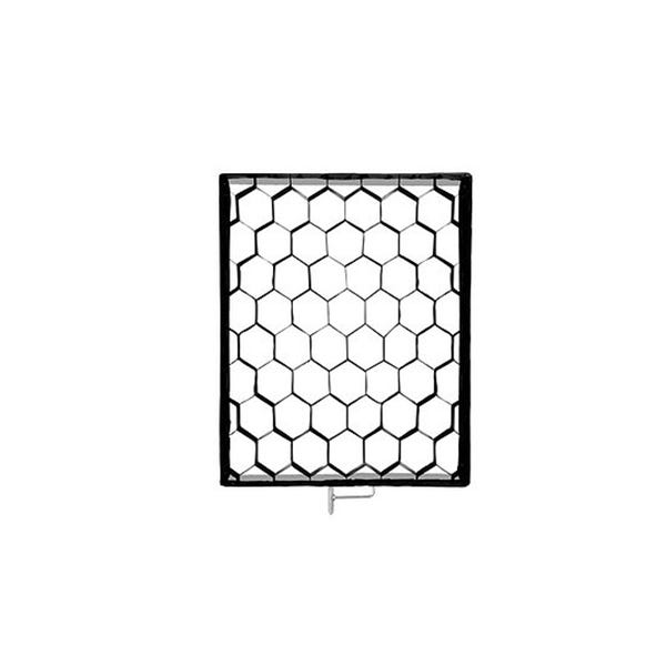 "Honeycrates 18"" x 24"" Butterfly 50° 3.3 LED Lighting Control Grid"