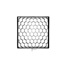 Honeycrates 2' x 2' Butterfly 50° 3.3 LED Lighting Control Grid