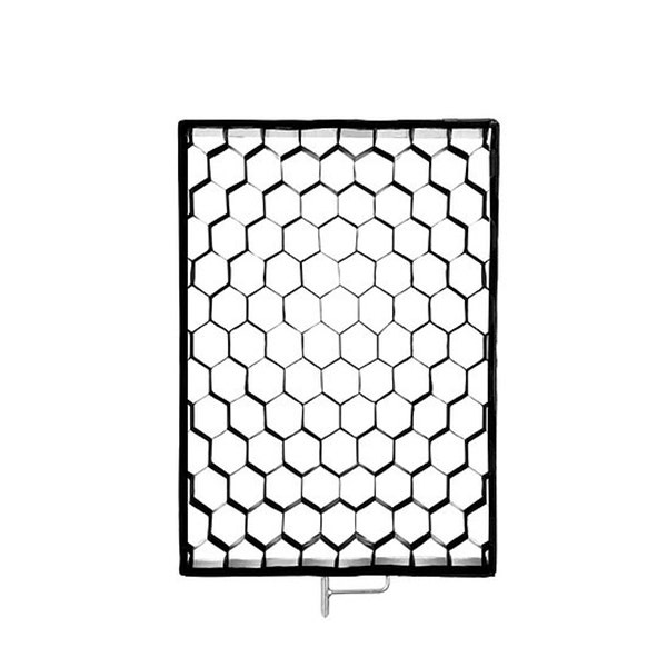 Honeycrates 2' x 3' Butterfly 50° 3.3 LED Lighting Control Grid