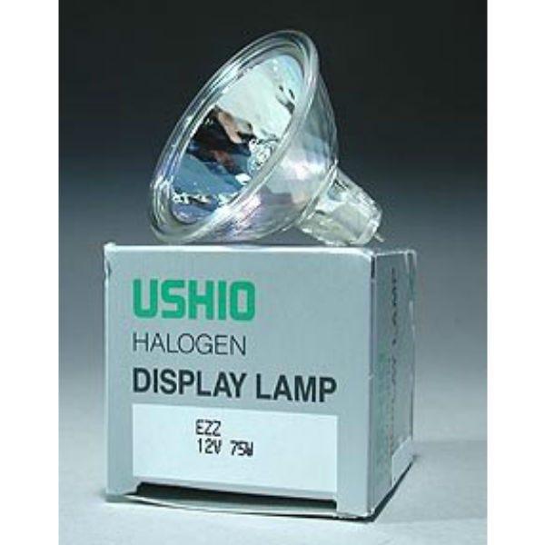 Ushio EYJ/EZZ JR12V-75W/NFL24 Halogen Incandescent Projector Light Bulb 3000K (75W/12V)