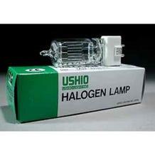 Ushio FRG JCS120V-500WC1 Halogen Incandescent Projector Light Bulb 3200K (500W/120V)