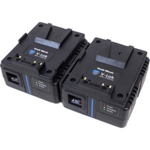 Hawk-Woods Dual Channel Mini V-Lok 3A Fast Charger