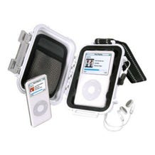 Pelican i1010 Waterproof Case for iPods - White