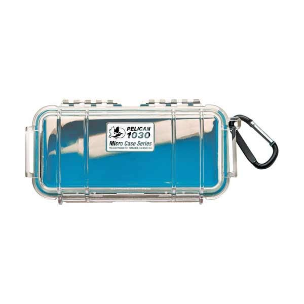 Pelican 1030 Micro Case - Blue