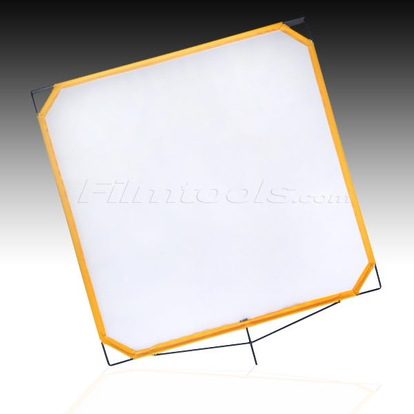 "Matthews Studio Equipment 1/4 Stop Silk - 48"" x 48"" - White"
