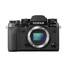 FUJIFILM X-T2 Mirrorless Digital Camera - Black