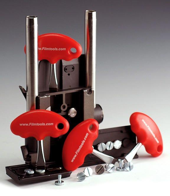 Filmtools #7 Straight-Blade T-Handle Stubby Screwdriver