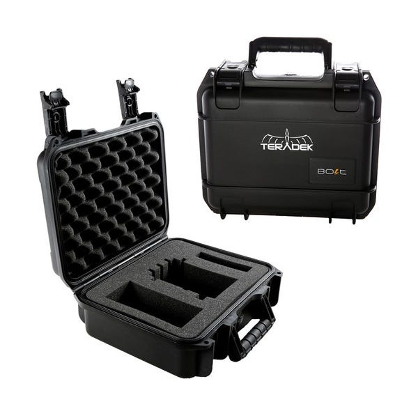 Teradek Protective SKB Case For Bolt Pro Transmitter and Two Receivers