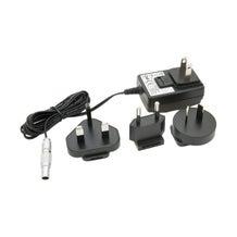 Teradek 18W AC Adapter to 2-Pin LEMO (6')