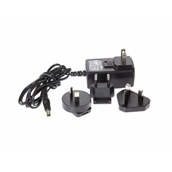 Teradek NIBL-056 Barrel 18W AC Adapter Cable (6')