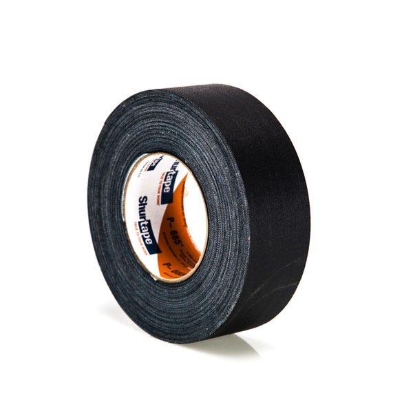 """Shurtape 672 Cold Weather 2"""" Gaffer Tape – Black"""