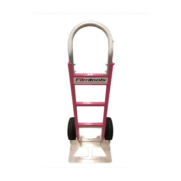 Filmtools Deluxe Hand Truck/Dolly with Pink Frame