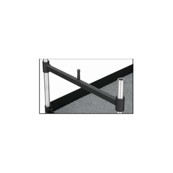 "Backstage Cross Bar for Junior Camera Case Cart w/ Baby 5/8"" Pin"