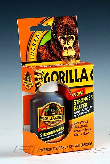 Gorilla Glue 2 oz. All Purpose Adhesive