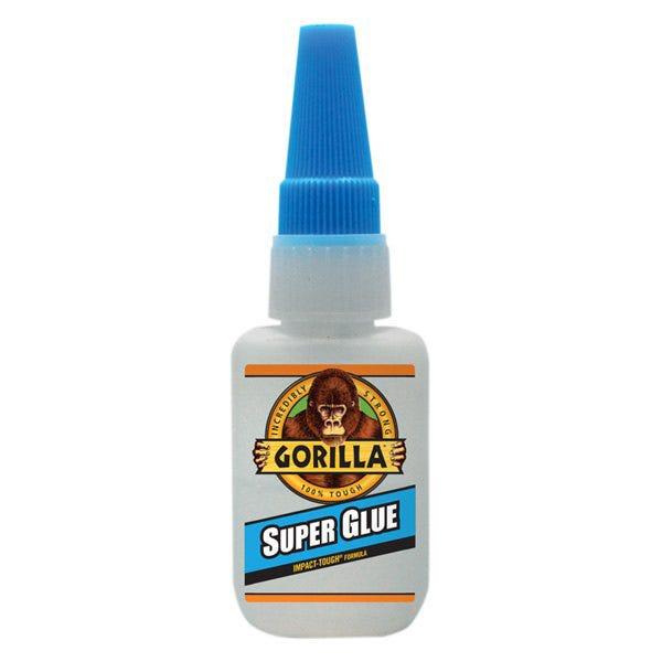 Gorilla Super Glue 15g. Bottle