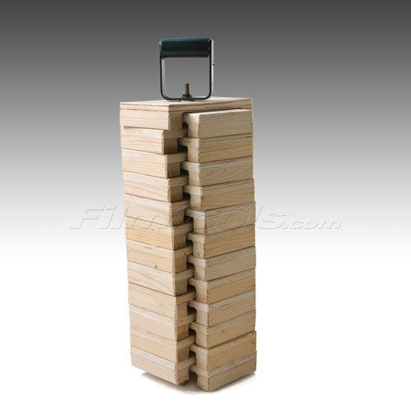 Ironwood 11246 Half Basso Block Set with Carrier