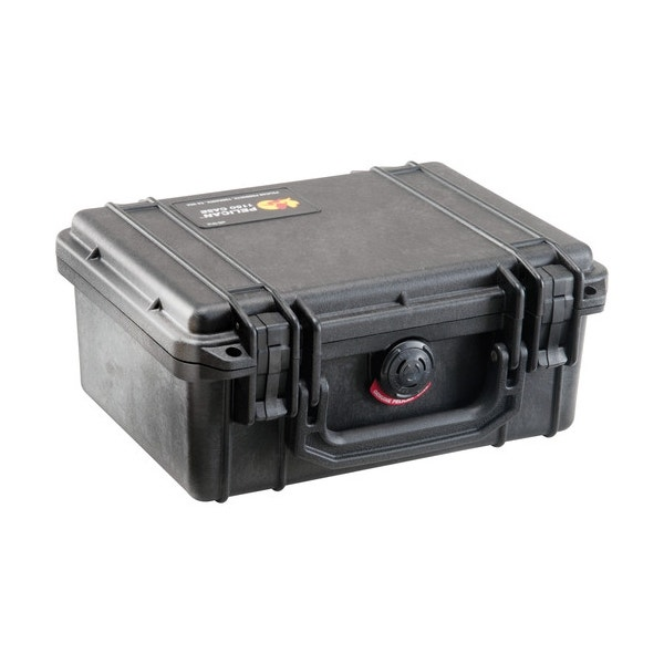 Pelican 1150 Case without Foam - Black
