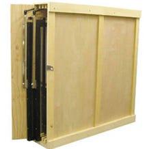 "Matthews Studio Equipment Reflector Box 24"" x 24"" - 4 Place"