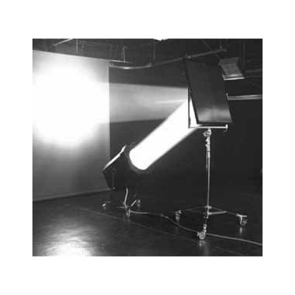 "Matthews Studio Equipment 42 x 42"" Xeno Mirror Reflector with Yoke Brake"