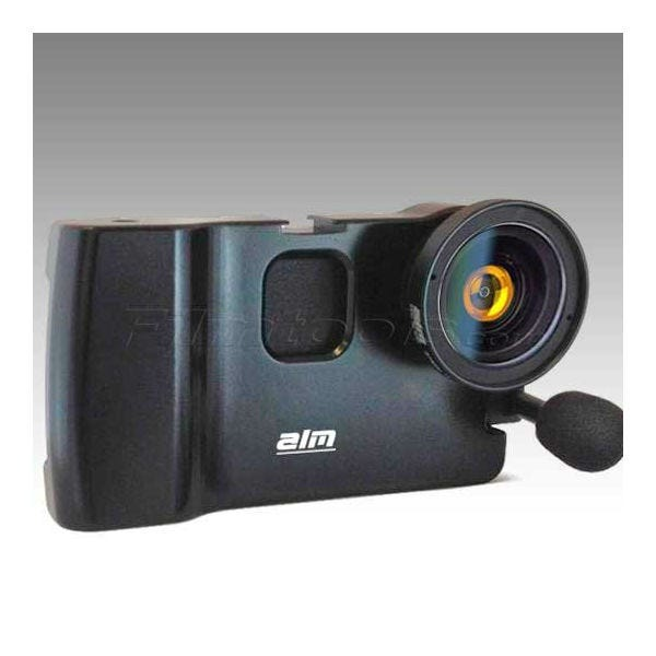ALM 012004 mCAMLITE Mount & Lens Kit for iPhone 4 / 4S with Wide Angle Lens