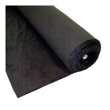 "Filmtools 54"" Black Duvetyne - 10 Yard Roll"