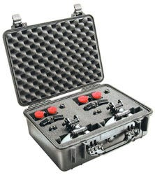 Pelican 1520 Case with Foam - Black