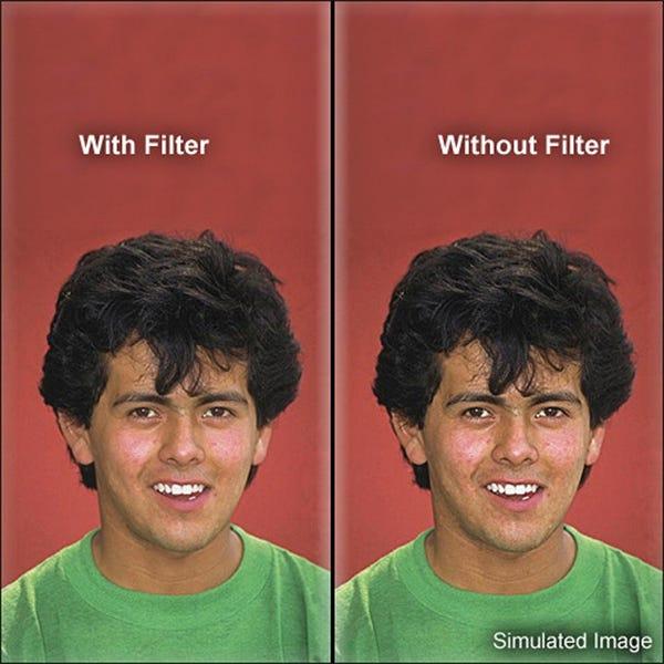 "Schneider Optics 4 x 4"" Classic Soft 1/8 Water White Glass Filter"
