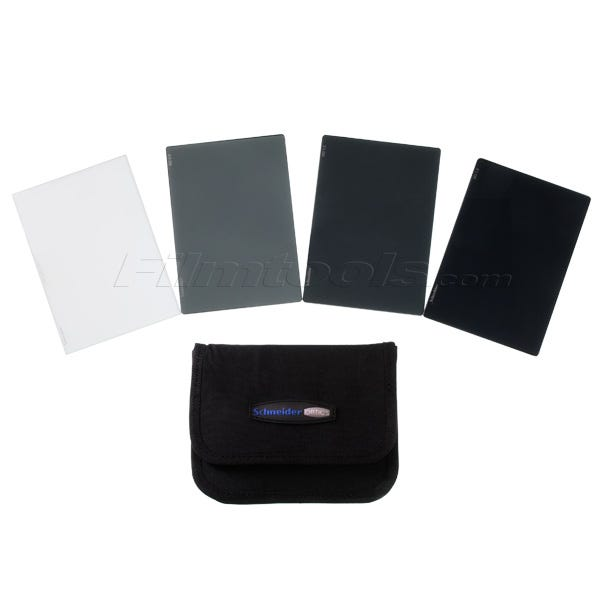 """Schneider Optics 4 x 5.65"""" Essential Filter Kit for RED"""