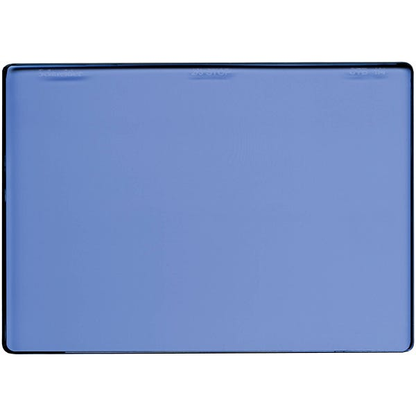 "Schneider Optics 4 x 5.65"" Color Temperature Blue 1/4 Filter"
