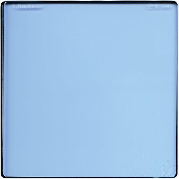 "Schneider Optics 5 x 5"" Color Temperature Blue 1/4 Filter"