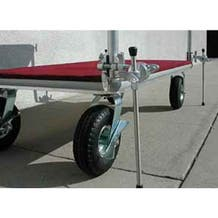 Filmtools Floor Jacks for Filmtools Studio Carts