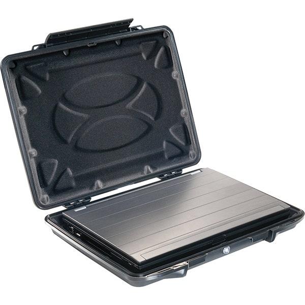 Pelican 1095CC Hardback Laptop Computer Case with Laptop Liner - Black