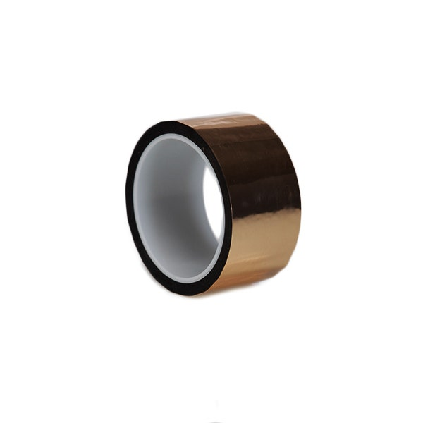 "Mylar 2"" Reflective Metallic Adhesive Tape - Gold"