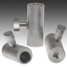 Modern Aluminum Baby Insert to 3/8-16 Female Kit