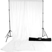 Savage Accent Muslin Background Kit (10 x 12', White)