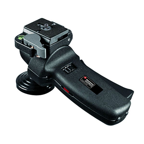Manfrotto Horizontal Grip Action Ball Head W/Rc2 Rapid Connect 322RC2